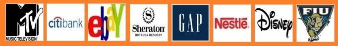 International SEO Consultants Client List