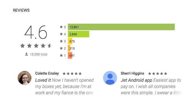 app-ratings-reviews